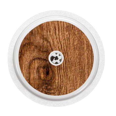 sticker pour capteur freestyle libre wood. Black Bedroom Furniture Sets. Home Design Ideas