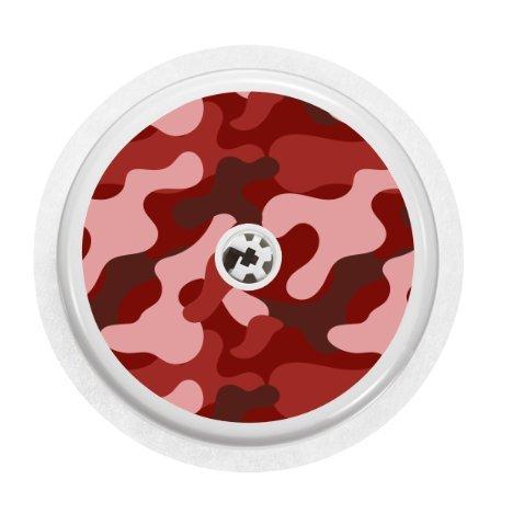 sticker pour capteur freestyle libre camouflage lave. Black Bedroom Furniture Sets. Home Design Ideas